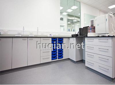 141医院检验科实验台可以做成这种款式
