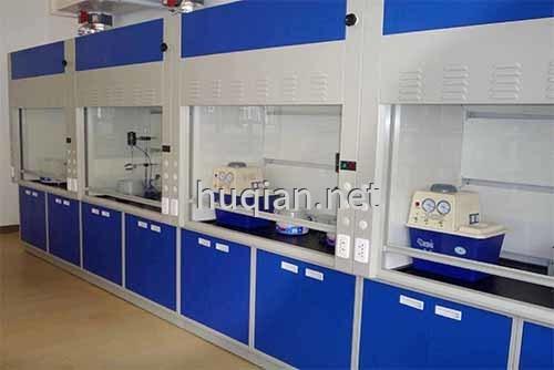 实验室粉尘专用通风柜现场图片