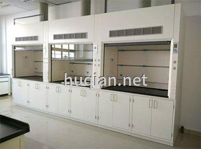 上海沪前厂家生产的防火高密度通风柜