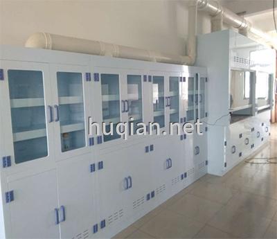 实验室排风药品柜图片