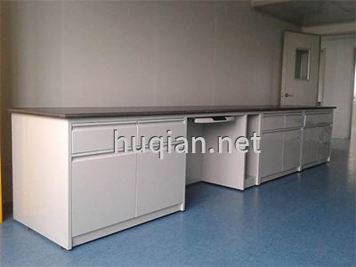 huqian为仪器室定做的铁质实验台