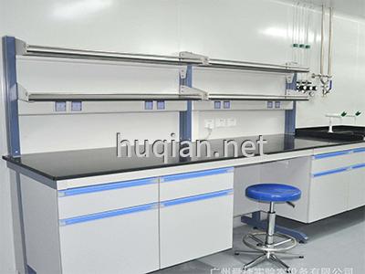 沪前实验室厂家为感官实验室定制的全新试验台