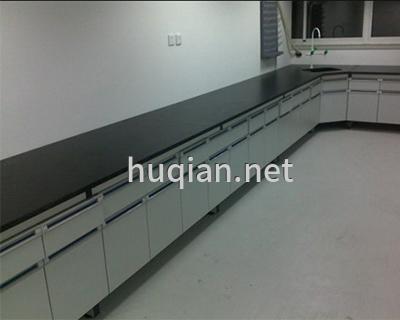 huqian实验台厂家也供应庆阳钢木实验边台