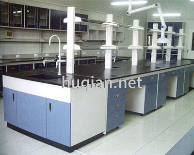 上海沪前厂家设计的耐长久的全钢实验台