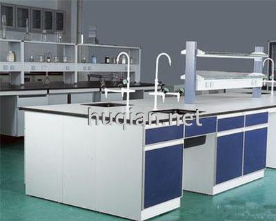 上海huqian公司设计的高端全钢实验台