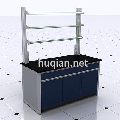 边台用三层钢玻试剂架