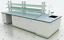 沪前上海通风橱公司生产的承重试剂架