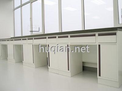 沪前厂家为高校实验室提供500延米的优惠价全钢实验台