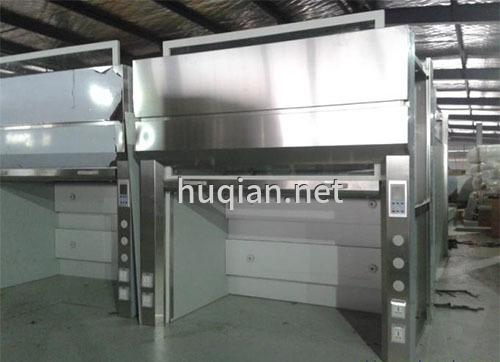 不锈钢材质生物药业实验室通风柜