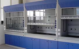 上海沪前实验室通风柜生产厂家定制的化学间通风柜