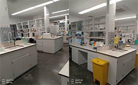 上海中央实验台厂家生产的浙江大学中央实验台