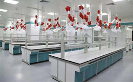 上海全钢实验台厂家生产的杨浦中央实验台