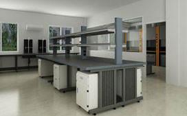 上海中央实验台厂家生产的全钢活动实验台
