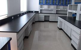 上海全钢实验台厂家生产的理化实验室实验台