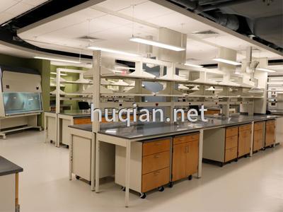 实验中央台带活动柜