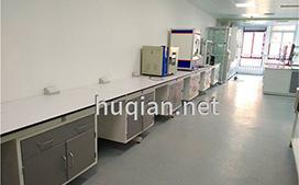 上海沪前实验室操作台厂家生产的优质实验室边柜