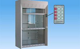 优质玻璃钢落地式通风柜