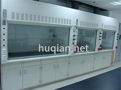 上海沪前不锈钢通风柜生产商定制的优质风机通风柜