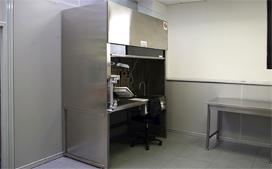 上海沪前不锈钢通风柜生产商定制的优质分子实验室通风柜