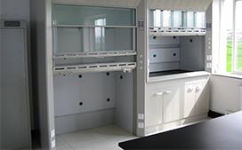 上海沪前不锈钢通风柜生产商定制的优质实验室通风柜全钢