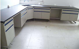 优质全钢木实验室边台