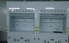 上海沪前pp通风橱公司生产的优质实验室高氯酸通风柜