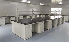 优质全钢材质的中央实验台