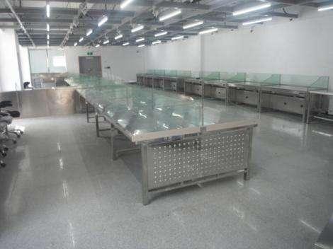优质不锈钢中央实验台