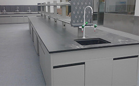 优质钢制实验室设备试验台角柜