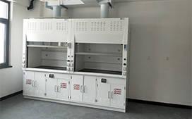 上海沪前实验室通风柜生产厂家定制的简易台面通风柜