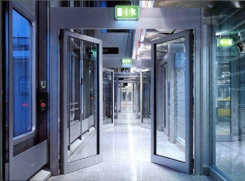办公室电动玻璃门的尺寸和价格