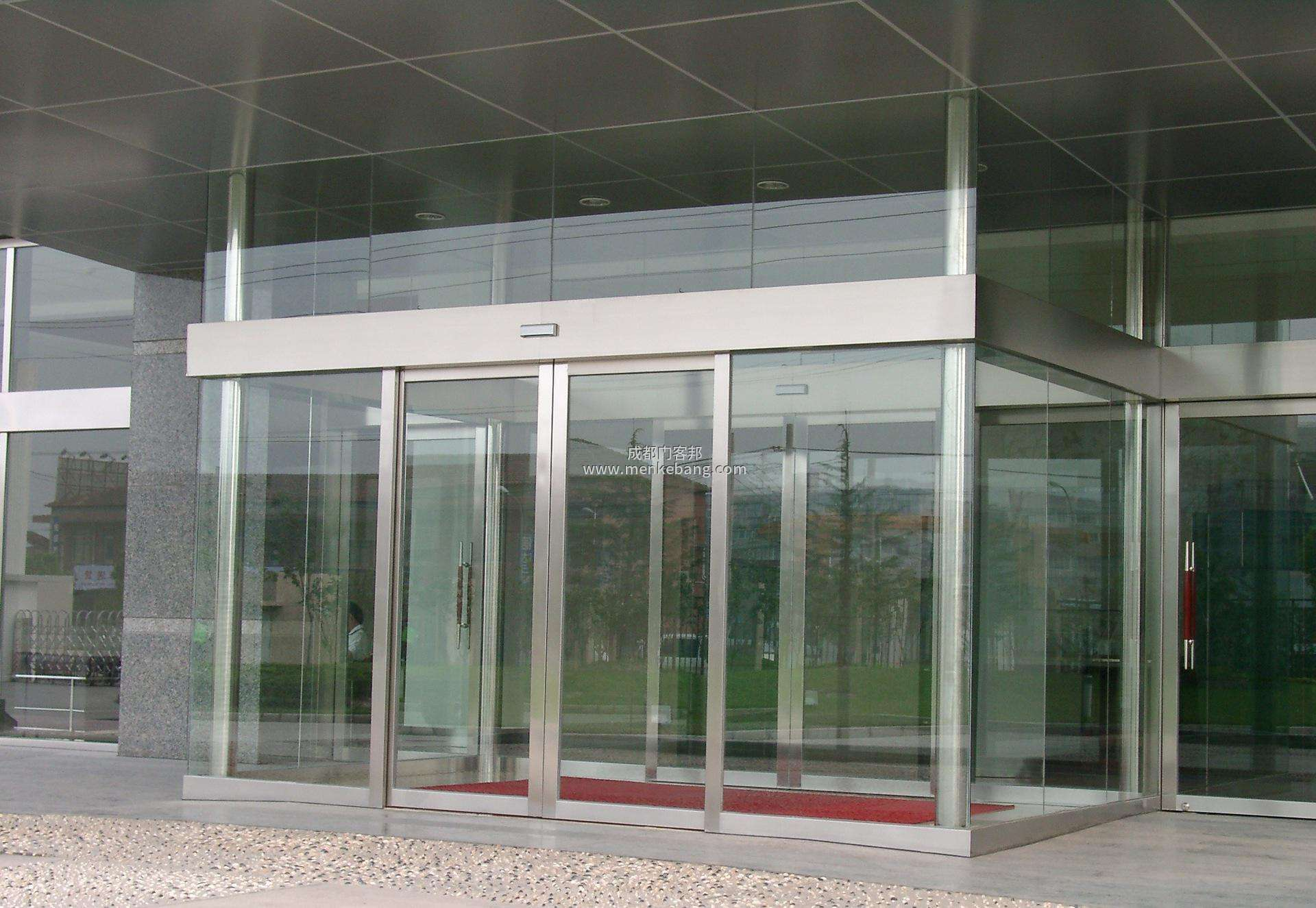 办公楼首层大堂感应门防火要求,装电子感应门消防安全要求