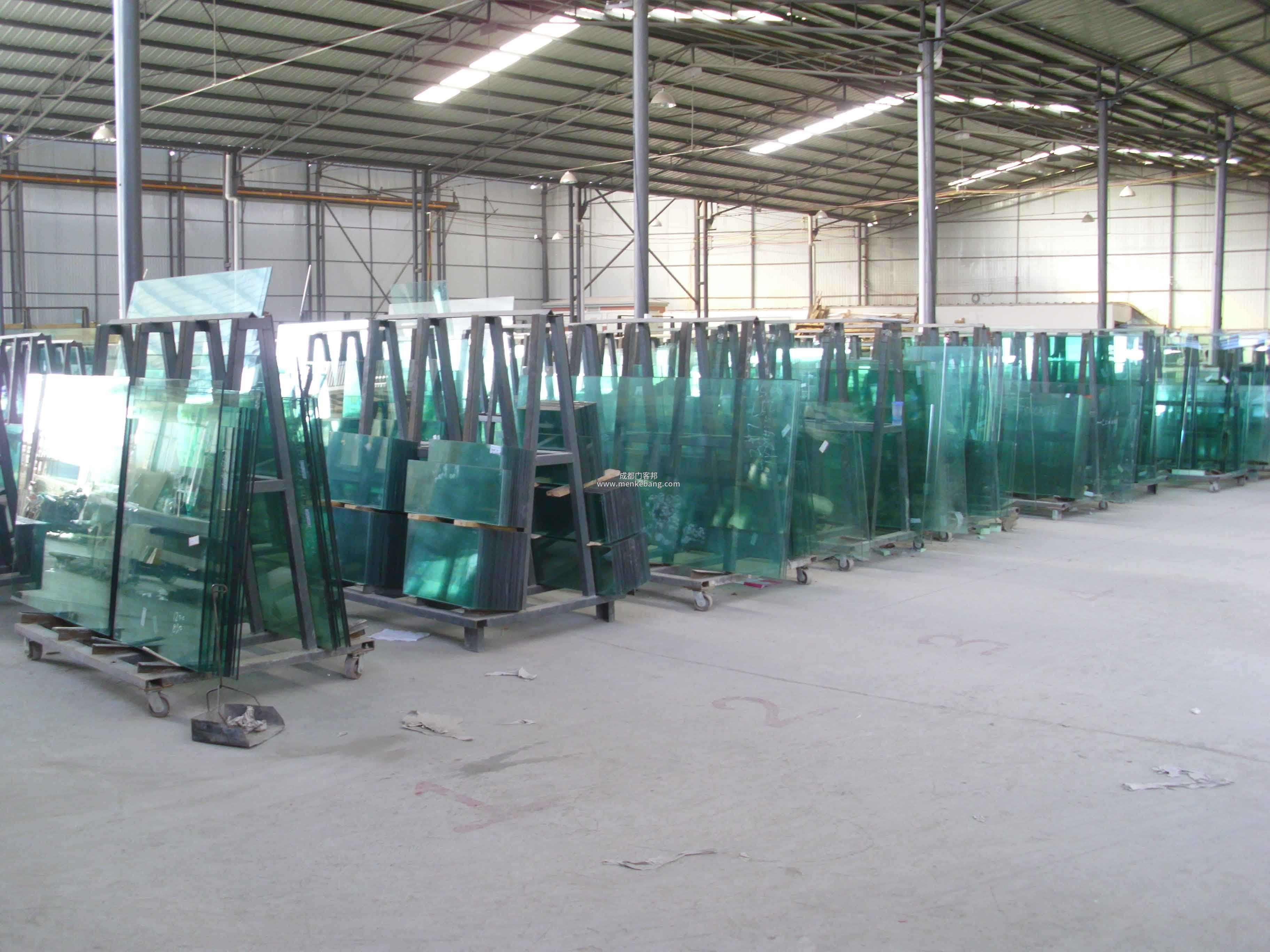 四川自动感应门玻璃厂家