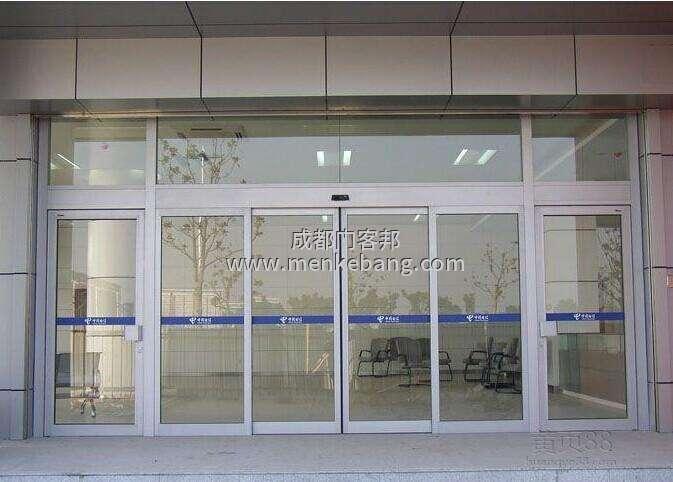 为什么自动门、感应门一般都采用钢化玻璃呢?