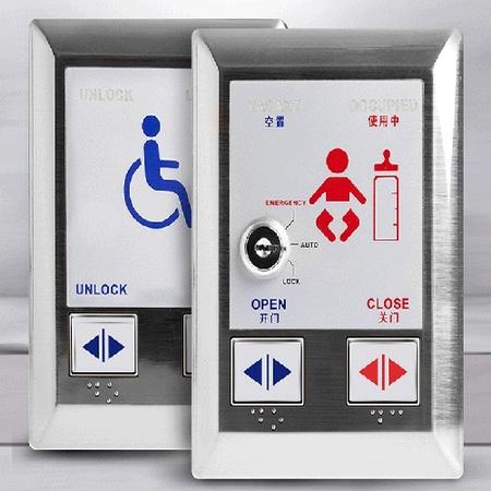残疾人自动门