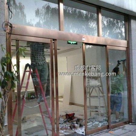 電動玻璃門維修服務