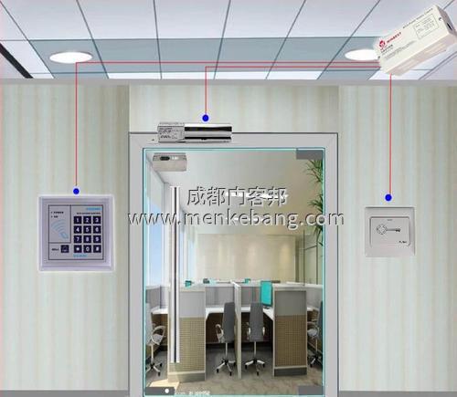 门禁系统管线安装注意事项