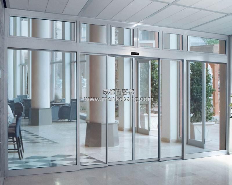 玻璃电动移门,玻璃自动移门,自动感应玻璃移门,玻璃自动感应移门