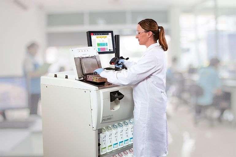 HistoCore PELORIS 3 高通量组织脱水机