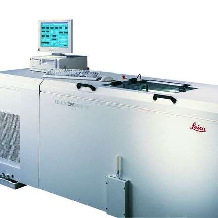 CM3600 XP冰冻切片机
