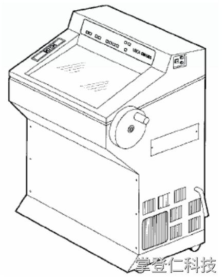 徕卡cm1900冰冻切片机