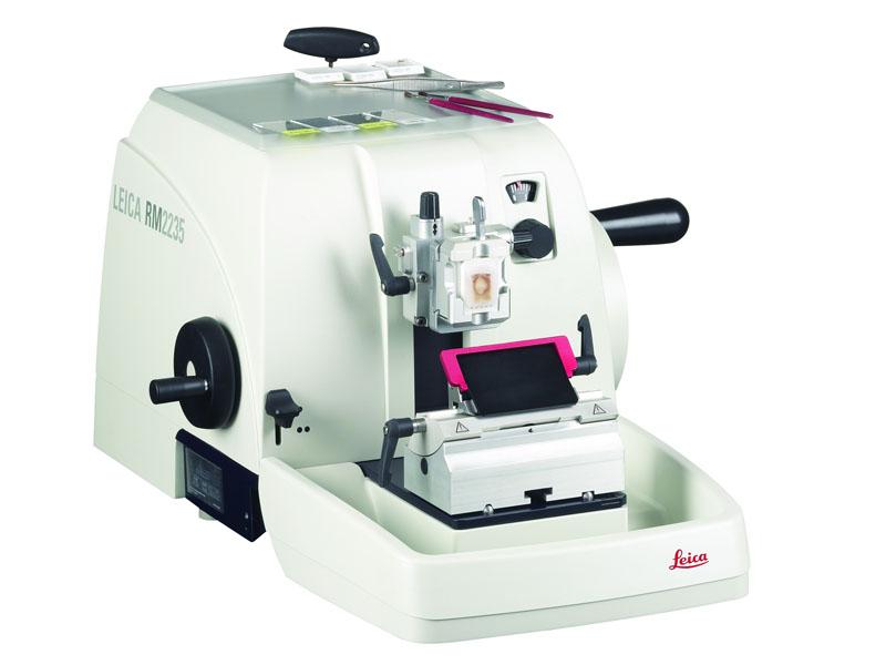 rm2235型石蜡切片机(已停产)