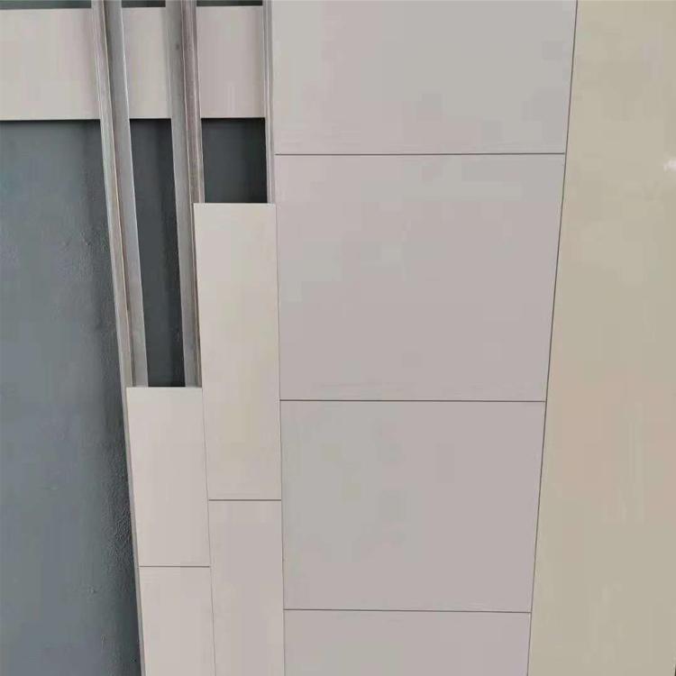 硅酸钙板轻质隔墙的优点