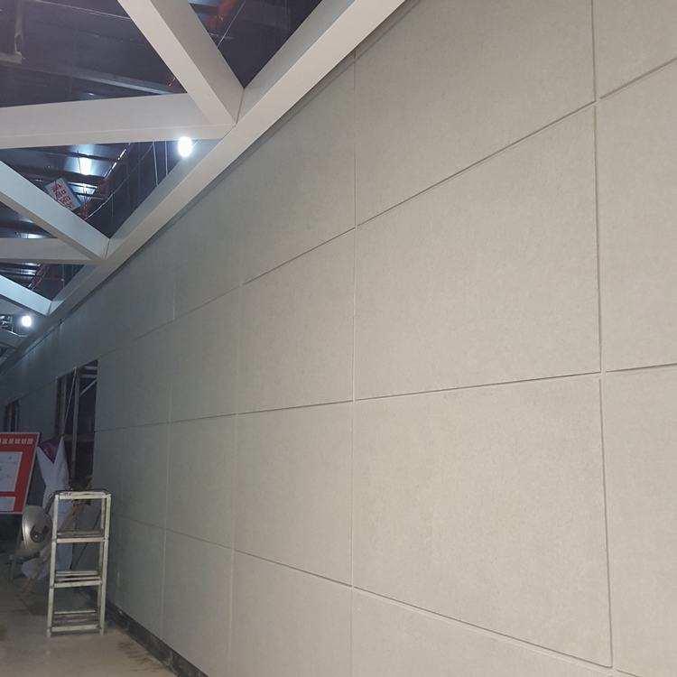 硅酸钙板内墙应用
