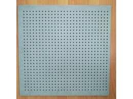 穿孔硅酸钙板10mm孔径