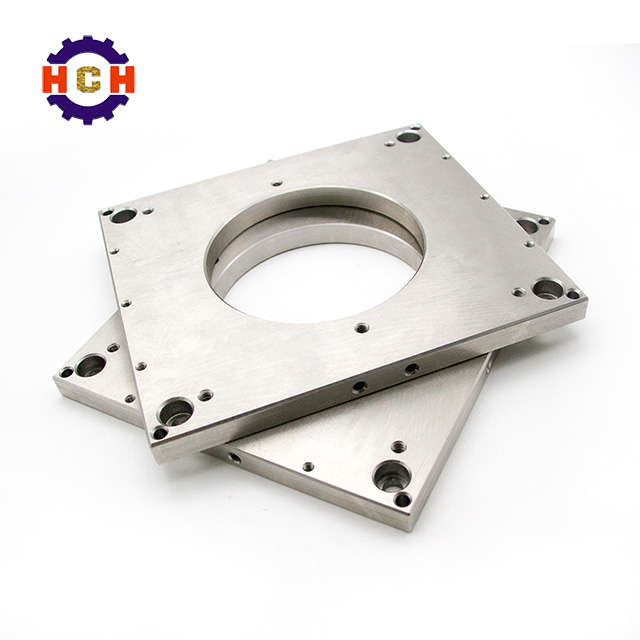 Metalworking Polish Precision CNC Machining , Aluminum Precision CNC Machining Services