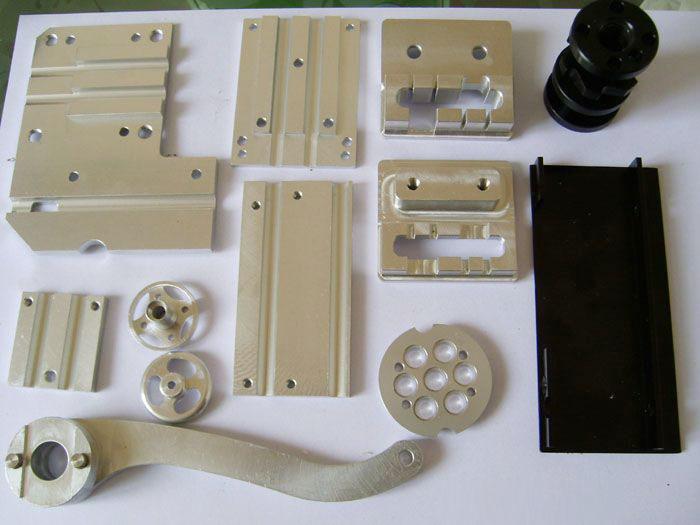 用cnc精密机械加工工艺来加工零件,要提供什么资料给厂家呢?