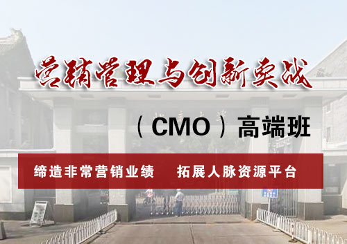 营销管理与创新实战(CMO)高端班