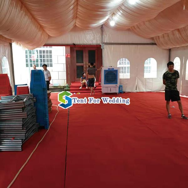 Steel-wedding-tent