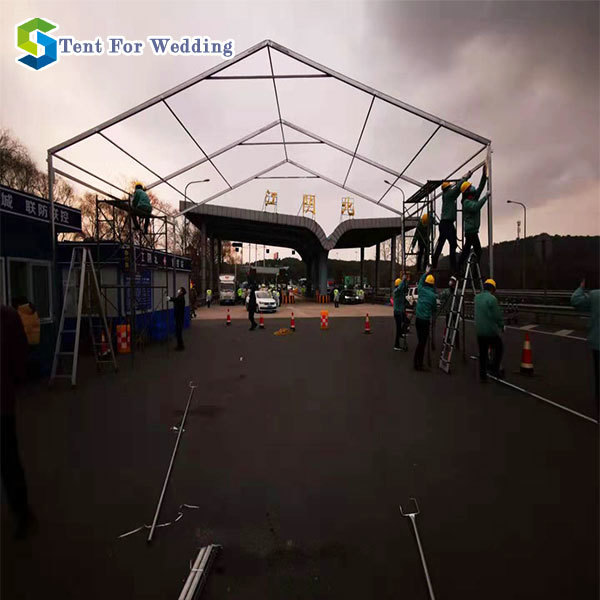security-tent